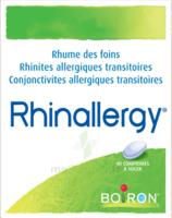 Boiron Rhinallergy Comprimés B/40 à GRENOBLE