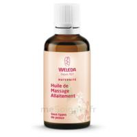 Weleda Huile De Massage Allaitement 50ml à GRENOBLE