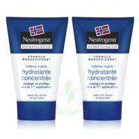 Neutrogena Crème Mains Hydratante Concentrée 2t/50ml à GRENOBLE