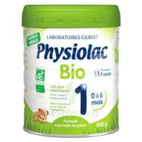 Physiolac Bio 1 Lait En Poudre B/800g à GRENOBLE