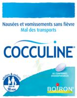 Boiron Cocculine Comprimés Orodispersibles B/40 à GRENOBLE