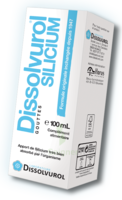 Dissolvurol Silicium Solution Buvable En Gouttes Fl/100ml à GRENOBLE